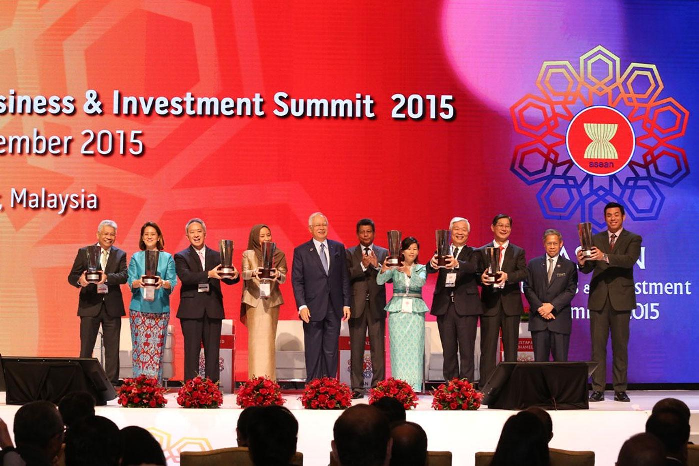 ASEAN Business Awards 2015