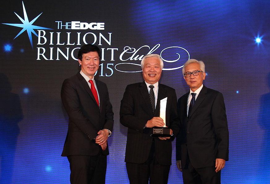 The EDGE BILLION RINGGIT Club 2015